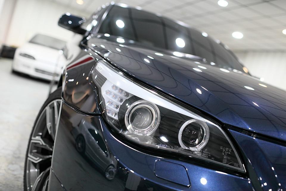 E60  BMW 525i 全新烤漆 無待修