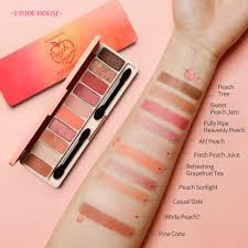 Etude House Play Color Eyes Eyeshadow Palette in Peach Farm