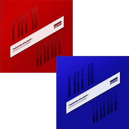 [GO/Closed] ATEEZ Treasure Epilogue : Action to Answer
