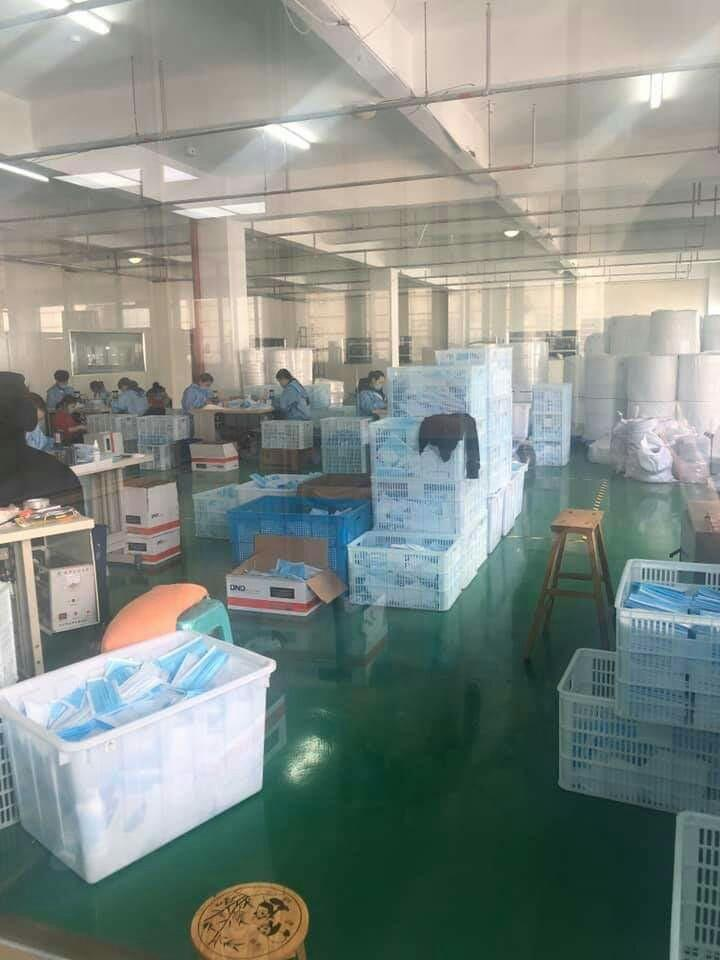 Greetings, We have more than 15 million boxes of N95 3M 1860 Model Face Mask & 3ply Surgical face mask for saler piece b.) Infraredermometer