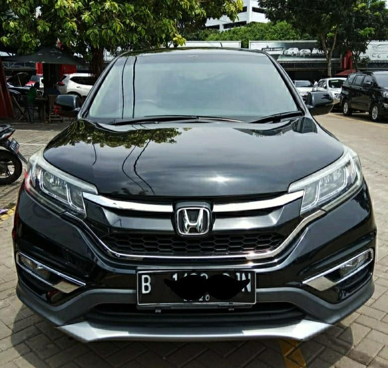 Honda CRV 2.0 i-VTEC a/t 2015. KEREN.! KREDIT MUDAH & CEPAT.!