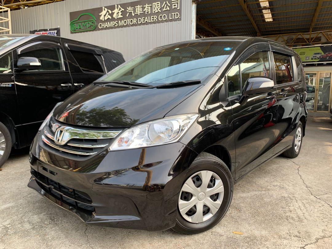 Honda Freed  Freed G Auto