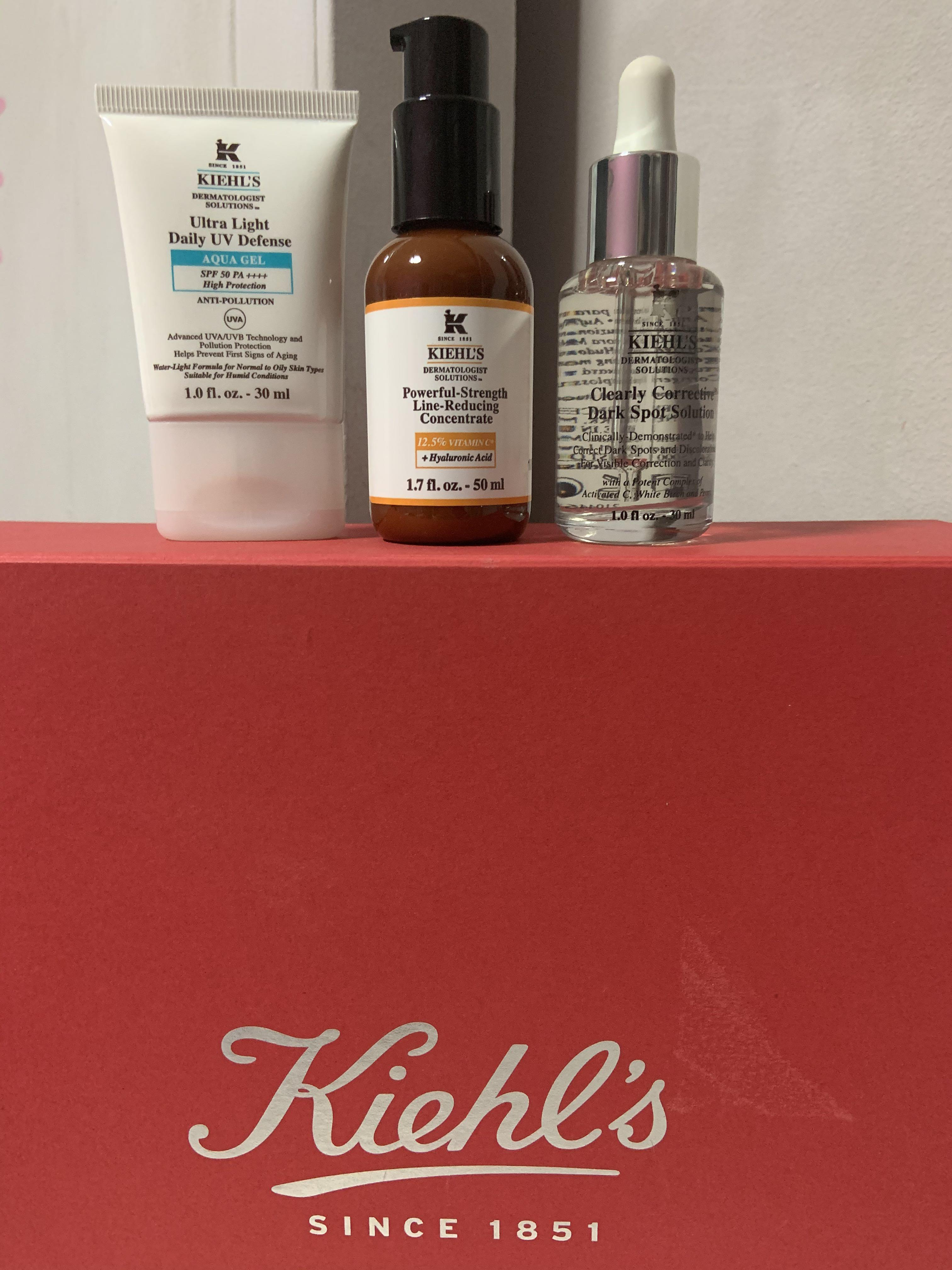 Kiehls Beauty Personal Care Face Face Care On Carousell