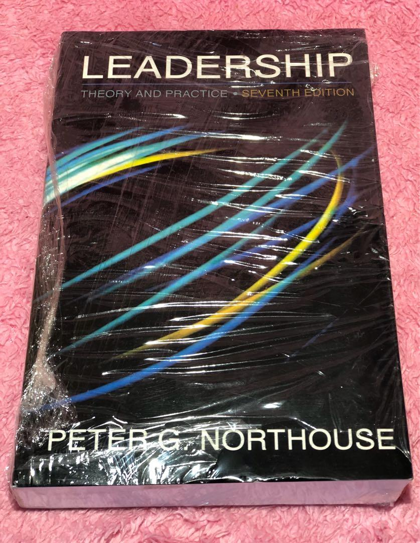 Leadership Theory & Practice 7th Edition Peter G. Northouse  New Price: 495 Item 00291