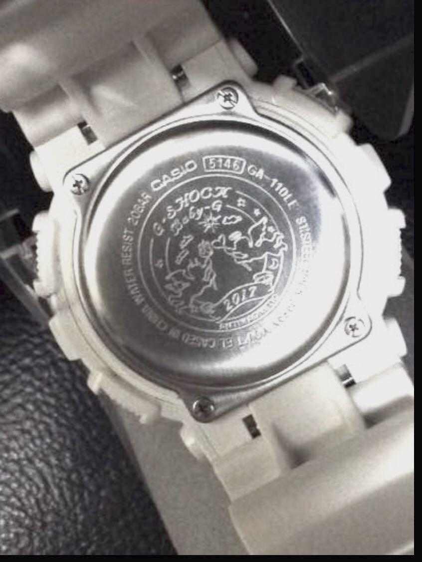 Ltd.Edition Authentic CASIO G-SHOCK & BABY-G G PRESENTS LOVER'S COLLECTION 2017 CHRISTMAS MODEL
