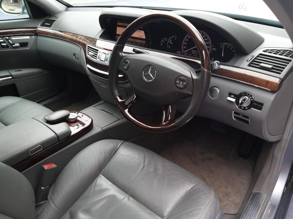 Mercedes-Benz S350 BlueTec (A)