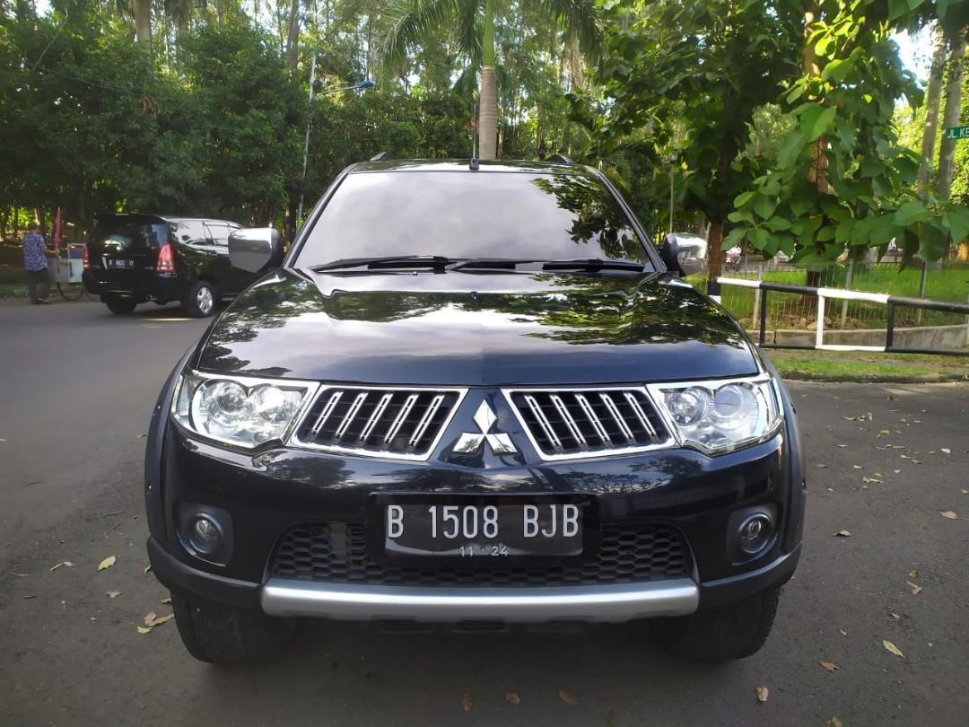 Mitsubishi Pajero Sport Exceed Limited 2009AT..Best Condition