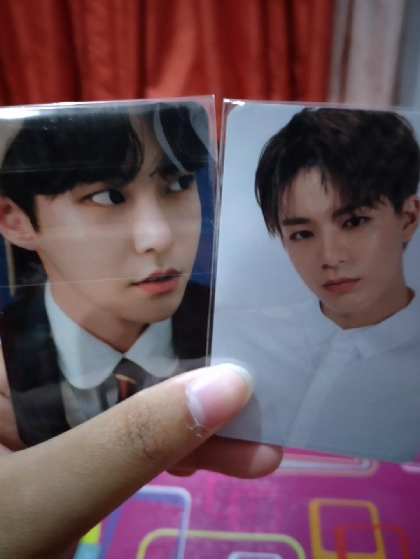 Photocard Double Side NCT 127/Dream Season Greeting  2020