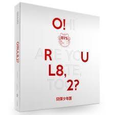 [Pre-Order] BTS Mini Album Vol.1 - O!RUL8,2? + Free Gift
