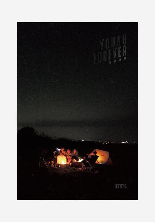 [Pre-Order] BTS The Most Beautiful Moment In Life: Young Forever [Special Full Length Korean Studio Album]