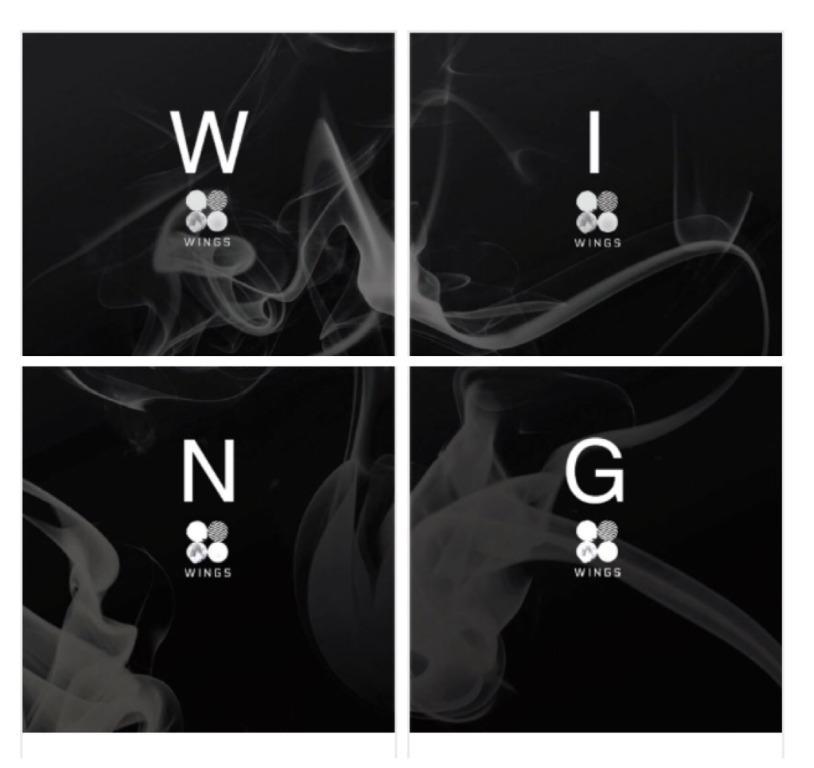 [Pre-Order] BTS 'WINGS'[2nd Full Length Korean Studio Album (Vol.2) ] + FREE GIFT!!!!!