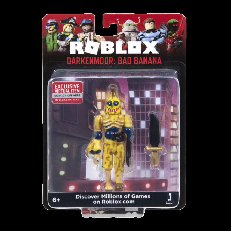 Roblox Core Figure Darkenmoor Bad Banana Toys Games Bricks