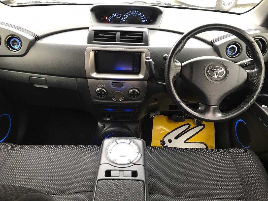 Toyota bB  ZQ Auto