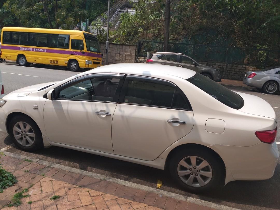 Toyota Corolla 1.5 GLi Auto