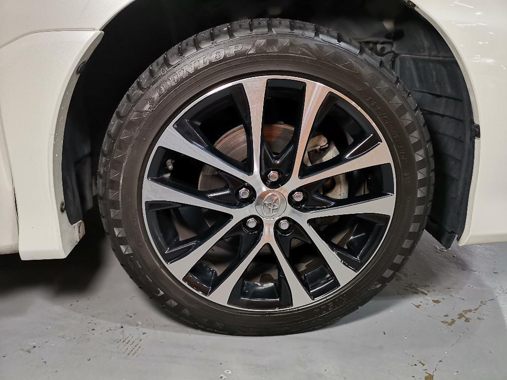 Toyota Estima 2.4 Aeras 7-Seater Facelift (A)