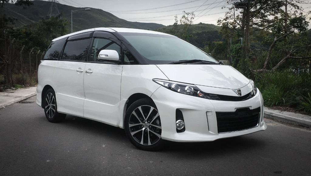 Toyota Estima 2.4 Aeras 7-Seater Auto
