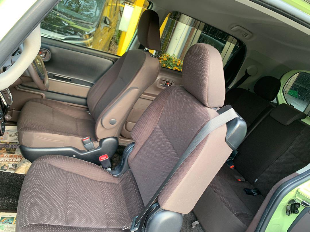 Toyota Porte 1.5 G Spade Auto