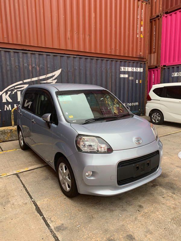 Toyota Porte 頂級 G版 Auto