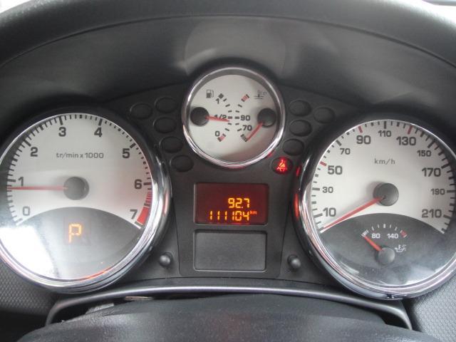 08 寶獅 207 1.6 黑~09領牌車.祇跑11萬 極新極美!