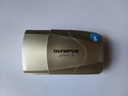[MINT] Olympus MJU II 35MM f2.8