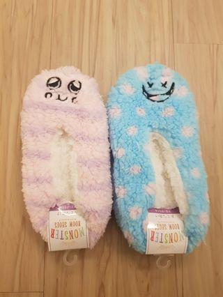 日本保暖室內拖鞋