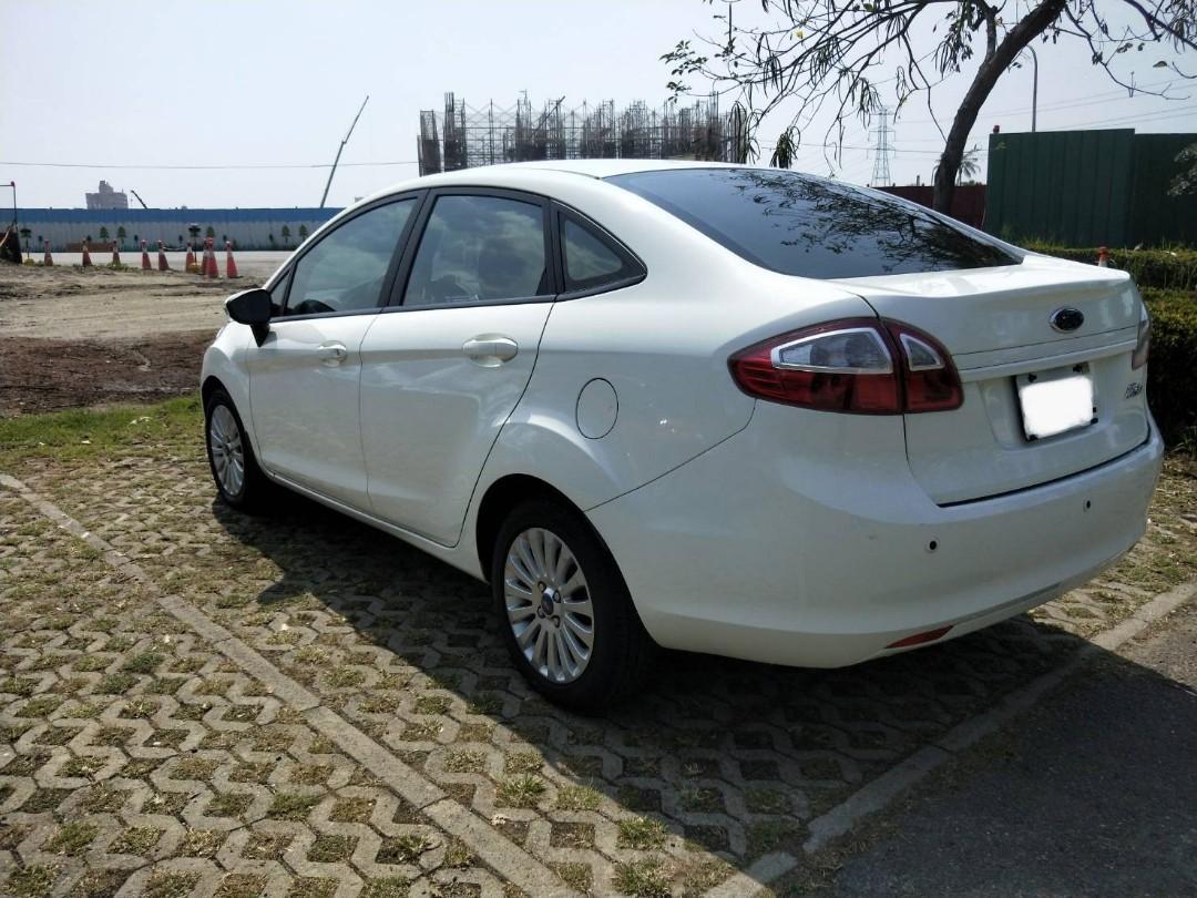"""12"""" Fiesta 4D"""