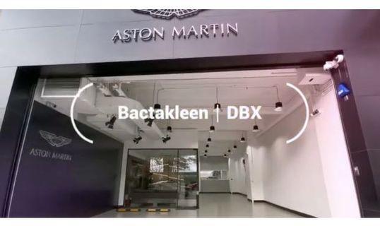 Bactakleen Antibacterial Treatment Service