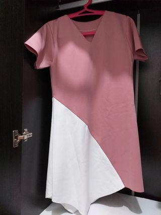 Pink Dress scuba