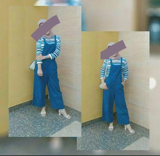 Overall Jeans Nevada