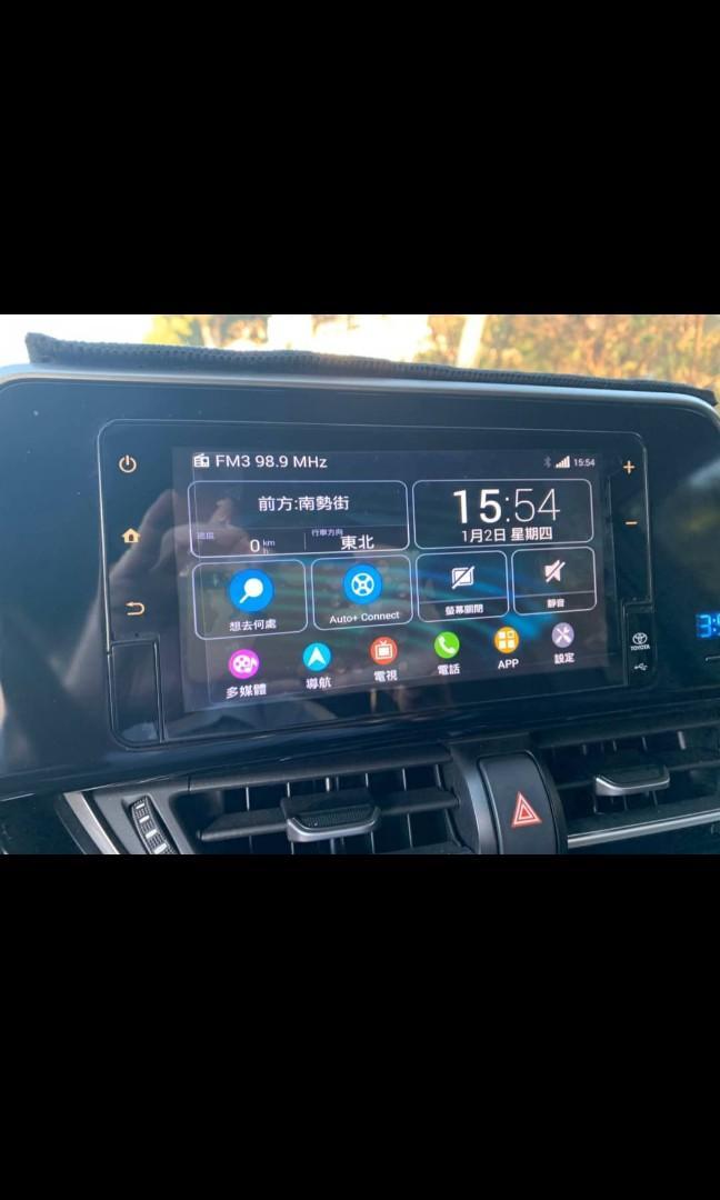 豐田 C-HR AWD 1.2cc