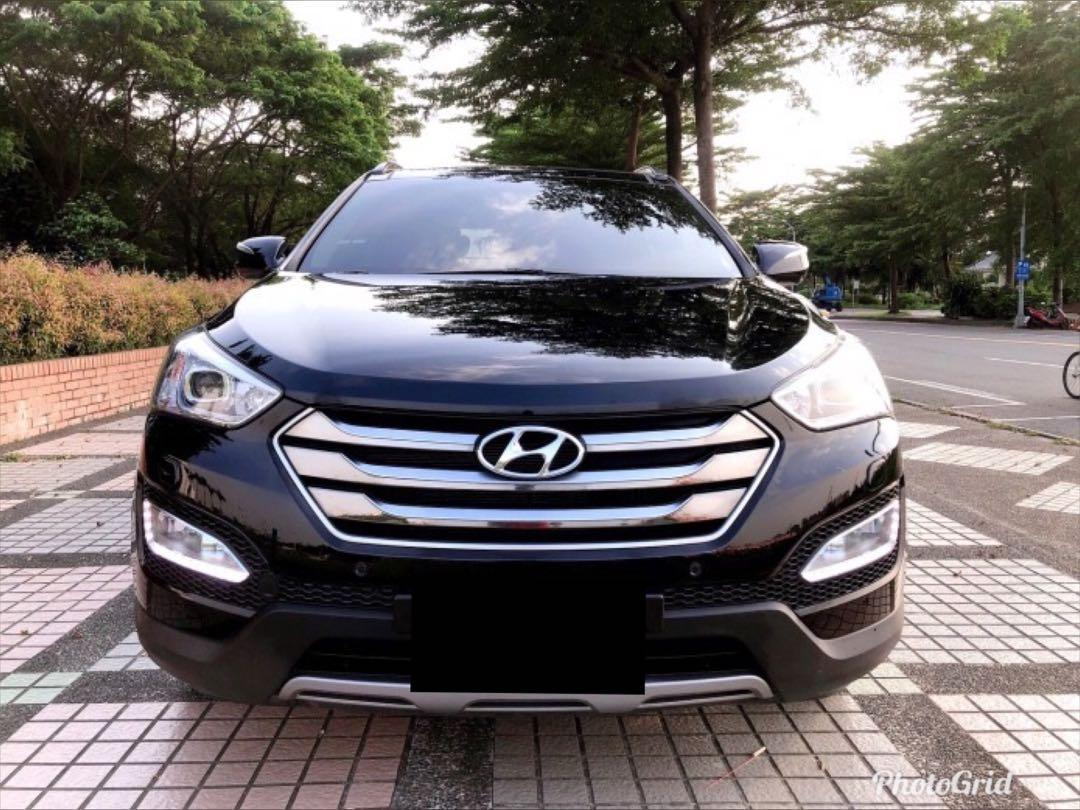 ① 廠牌型號:HYUNDAI SANTA FE ② 車輛年份:2016年