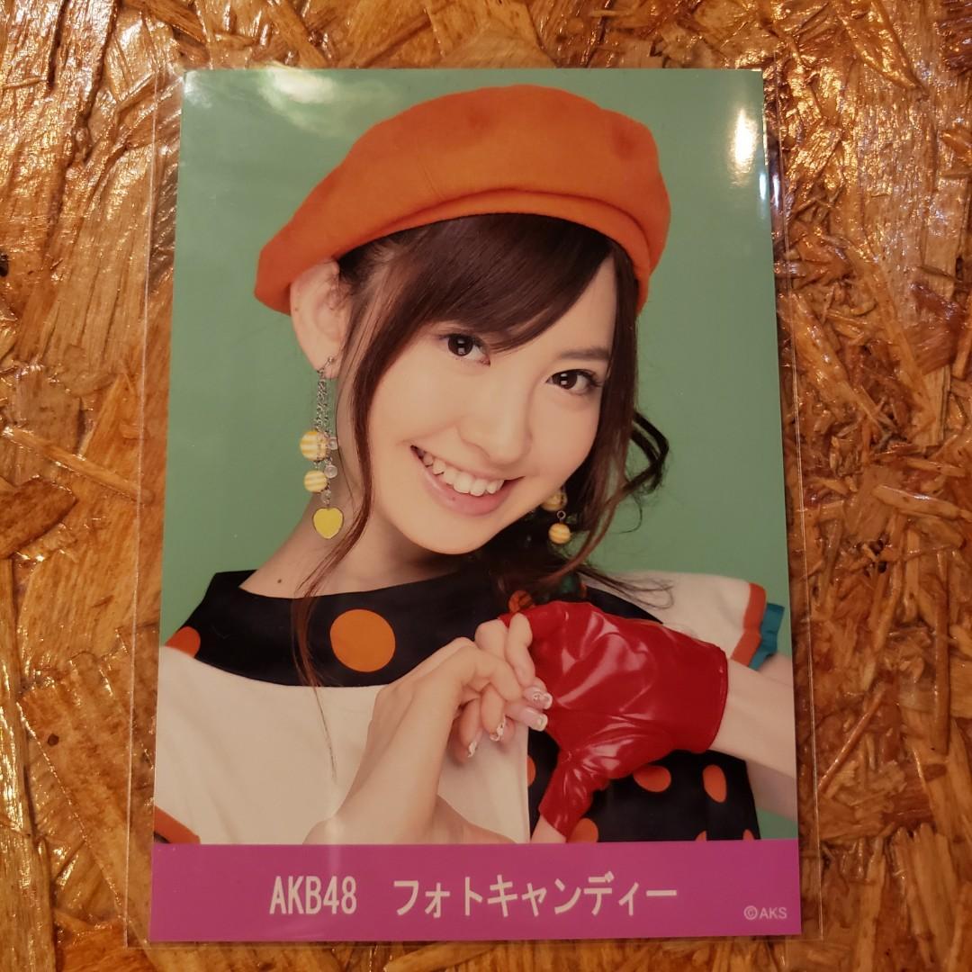 AKB48 小嶋陽菜生寫真 EJ002