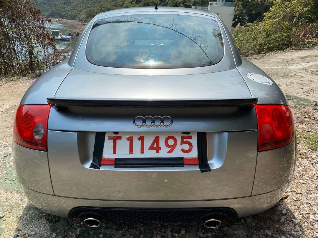 Audi TT Coupe 1.8 quattro Turbo (M)