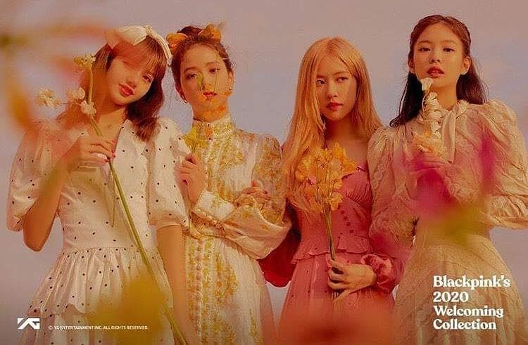 🌸Black Pink🌸 Black Pink's 2020 Welcoming Collection
