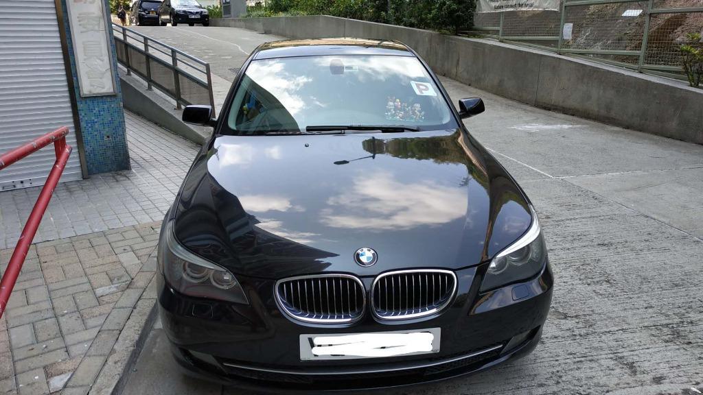 BMW 525iA  EXECUTIVE E60 Auto