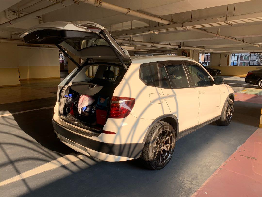BMW X3 Xdrive28iA F25 Auto