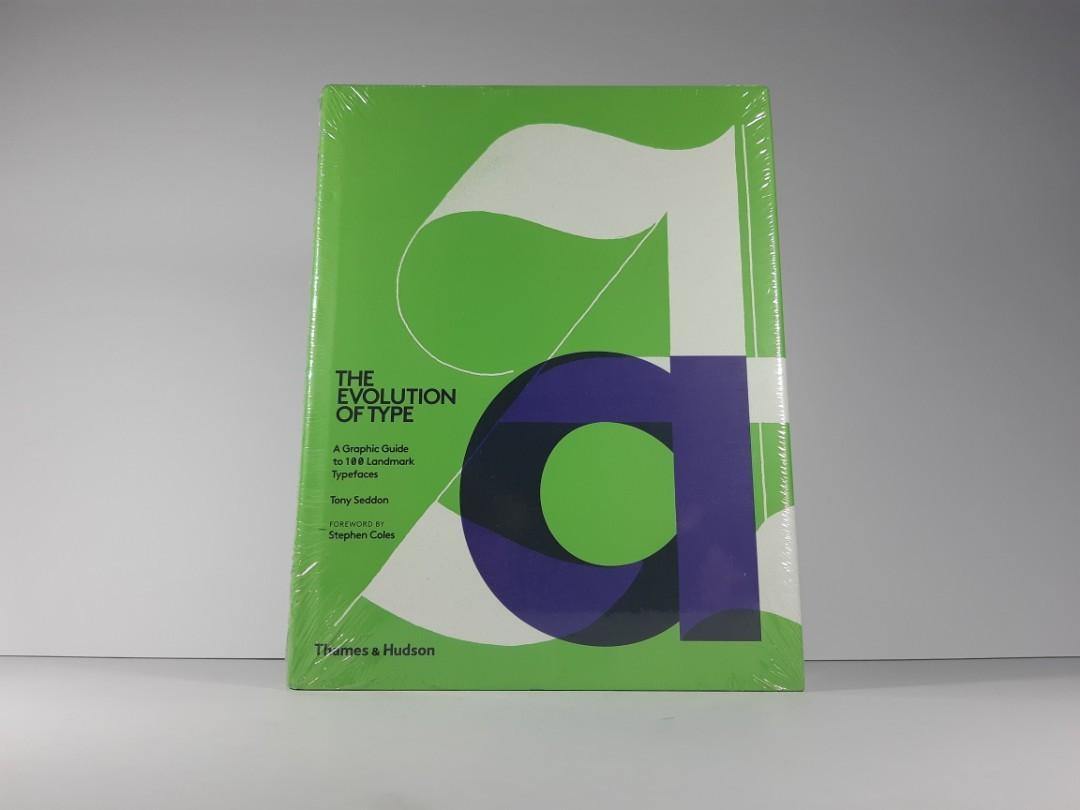 [Book Sale] Visual Arts, Non-fiction Books 02 (Coppola & Evolution of Typography)
