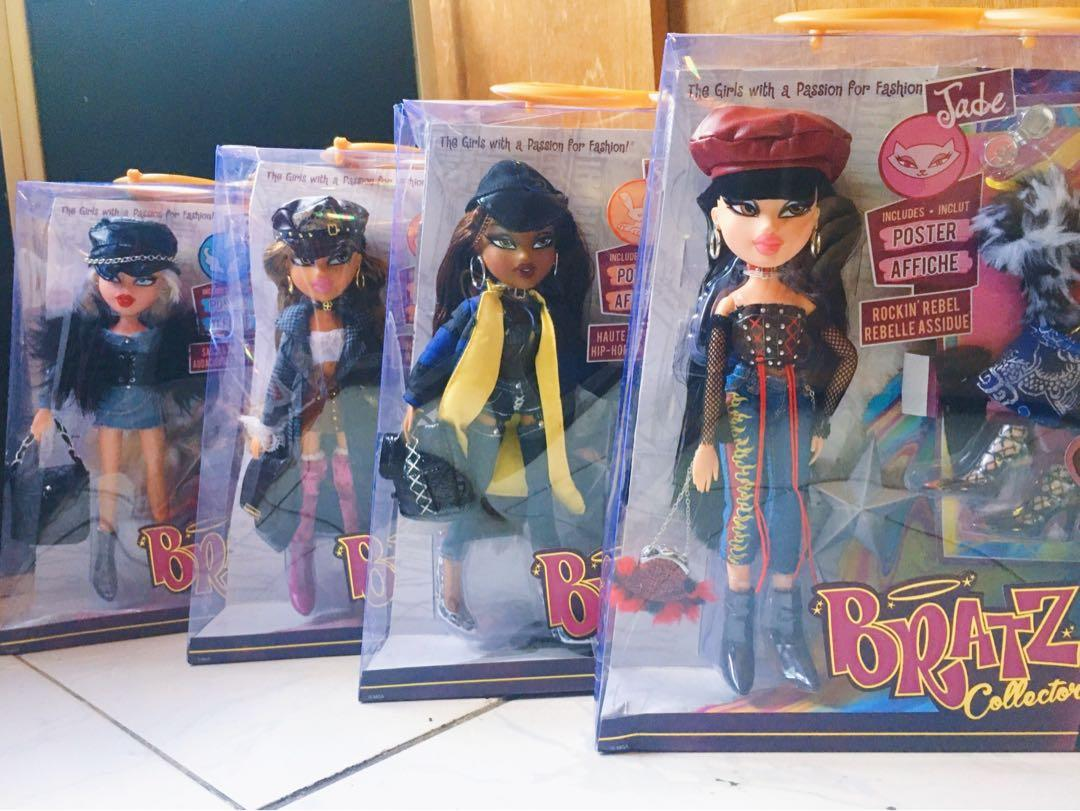 Bratz Doll Collector Nrfb Toys From Mga Designed By Hayden Williams Toys Games Toys On Carousell