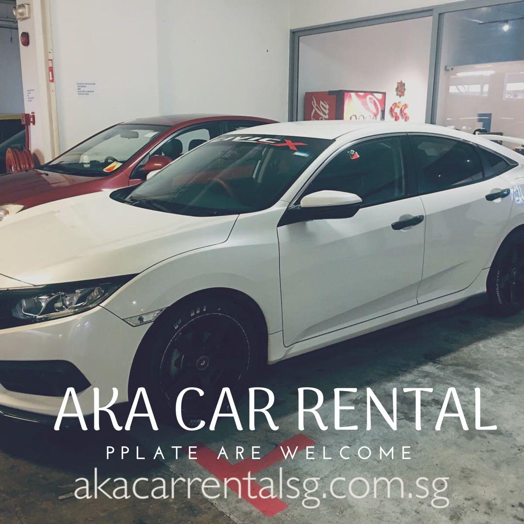 Car for rent! Near Commonwealth mrt. Weekday package