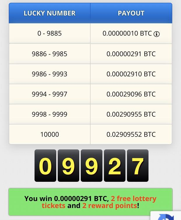 Earn free bitcoins at home! https://freebitco.in/?r=29102583