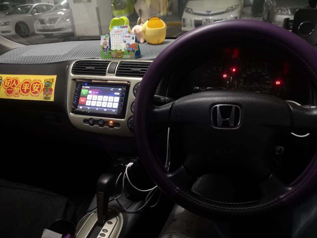 Honda Civic ES8 Auto