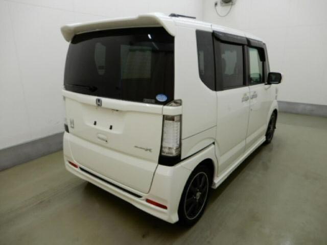 Honda N BOX MODULO X Auto