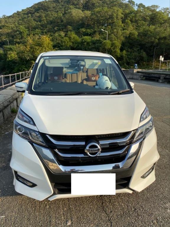 Nissan NISSAN SERENA HIGHWAY STAR VIP NISSAN SERENA HIGHWAY STAR VIP Auto