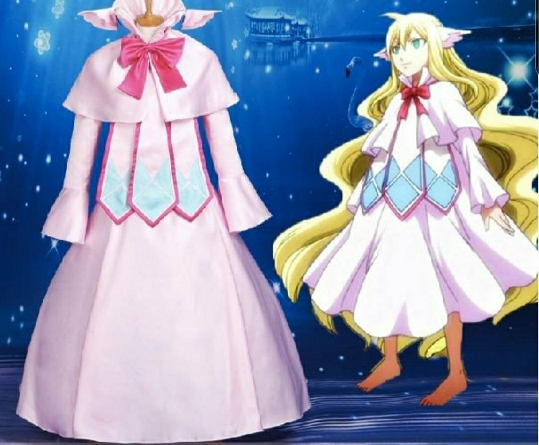 RENT/SALE Mavis Vermillion Fairy Tail Cosplay Costume