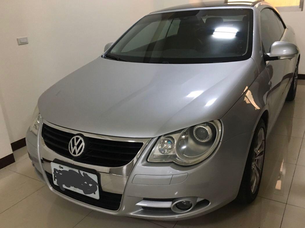 VW EOS 四人 硬頂 敞篷