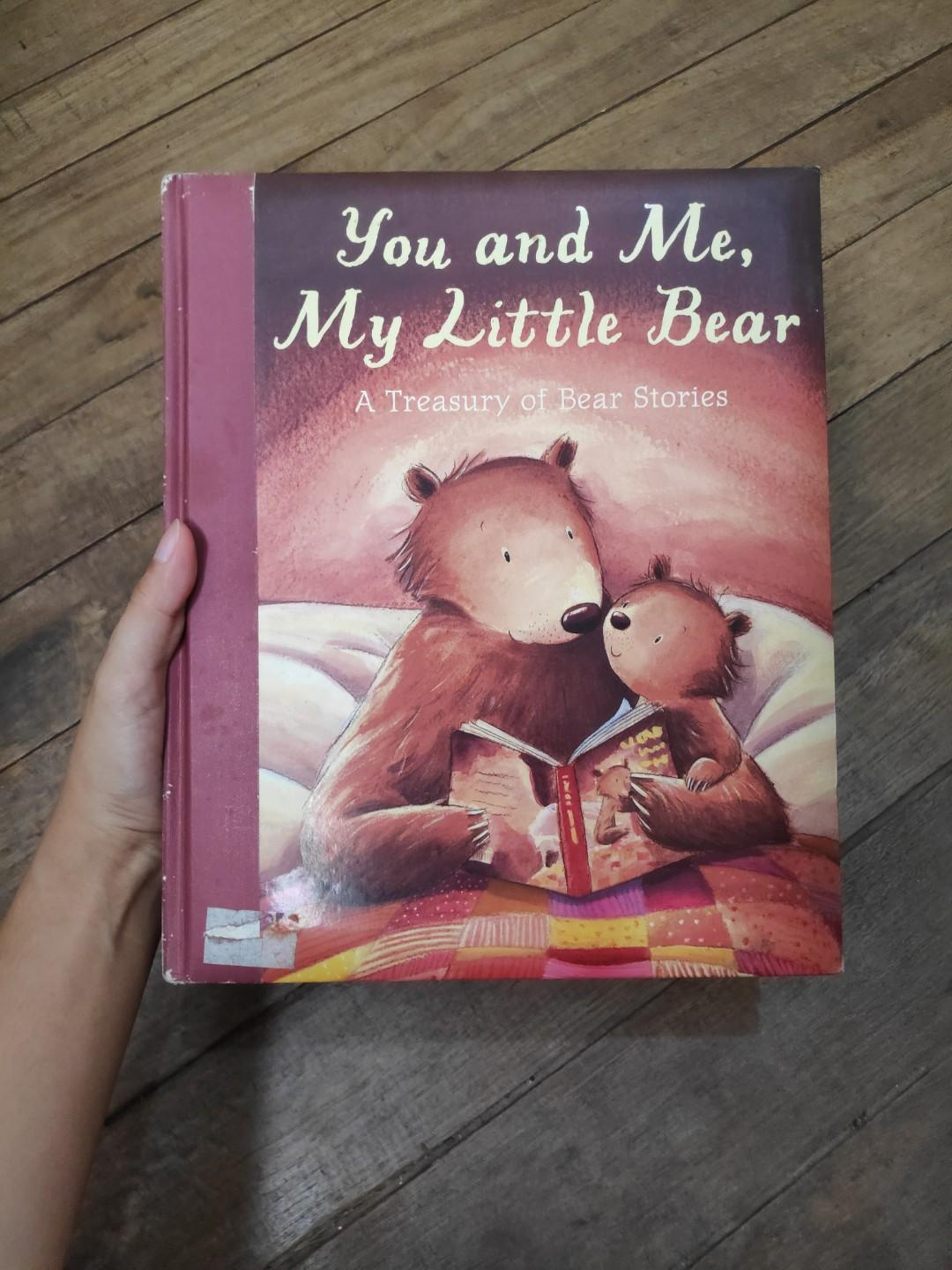 You and Me, My Little Bear: A Treasury of Bear Stories (Children's Book)