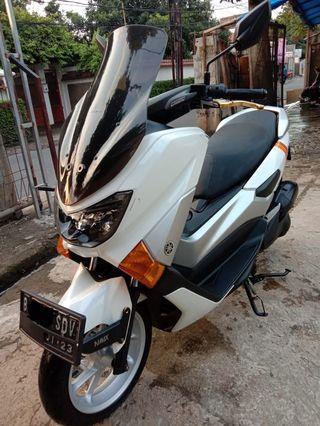 Yamaha NMax 2018 White