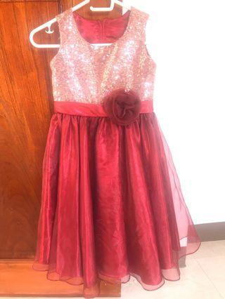 Gown for 4 yrs old
