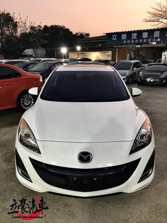 小婕嚴選好車~10 Mazda3