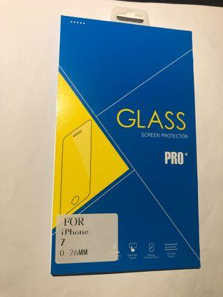 New iPhone 7 glass monitor protector 玻璃貼